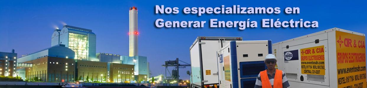 Generando energia para el desarrollo