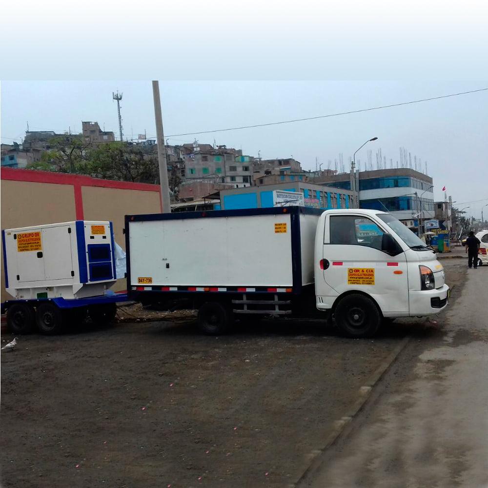 Alquiler de Grupos Electrogenos en san Martin de Porres