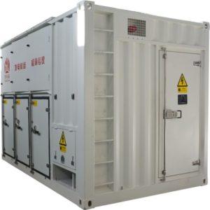 Alquiler de Banco de Carga de Energía Eléctrica