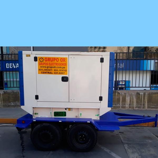 Alquiler de Grupos Eléctricos en Chiclayo