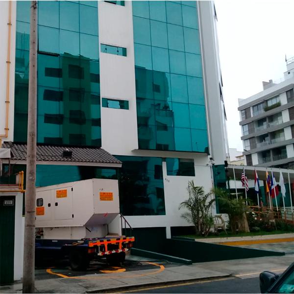 Alquiler y Venta de Grupos Electrógenos en Miraflores