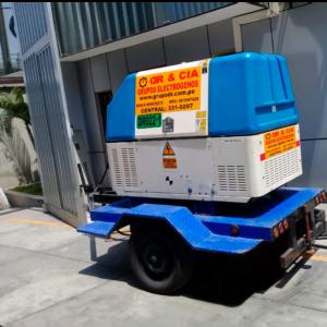 Alquiler de Generador Eléctrica en Rimac Lima