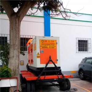 Alquiler de Grupos Electrogenos en Pueblo Libre