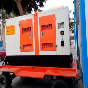 Alquiler de Grupos Electrógenos en Pueblo Libre