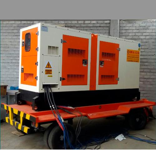 Alquiler de Generador Eléctrico en Lince