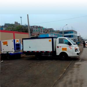 Alquiler de Grupos Electrógenos en La Victoria Lima