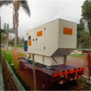 Alquiler de Grupos Electrógenos en Huancayo