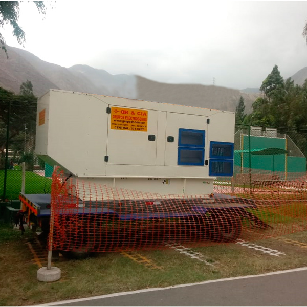 Alquiler y  Venta de Grupos Electrógenos en Huancayo