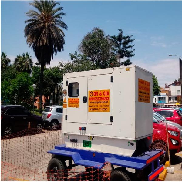 En este momento estás viendo Alquiler de Grupos Electrógenos en Chiclayo