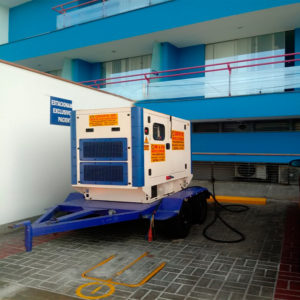 Alquiler de Grupos Electrógenos en Callao