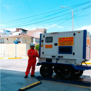 Alquiler y Venta de Grupos Electrógenos en Chiclayo