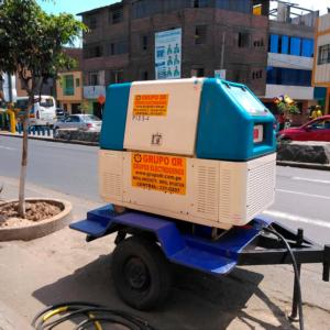 Alquiler y Venta de Grupos Electrógenos en Huachipa