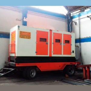 Alquiler de Generador Eléctrico en Chimbote