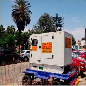 Alquiler y Venta de Generador Eléctrico en Chota