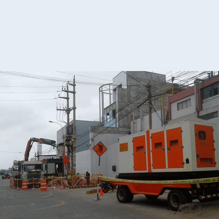 Alquiler de grupos electrógenos en Trujillo Perú