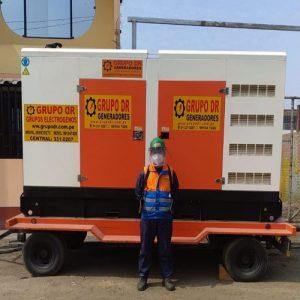 Alquiler de Grupos Electrógenos en Chiclayo Perú